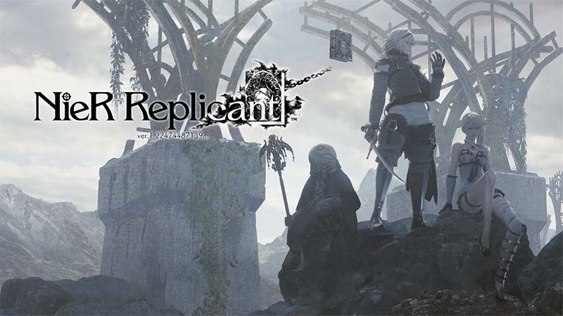 Fix NieR Replicant Crash at Startup, Crashing in New Game, and Stuck or Crash at Loading Screen
