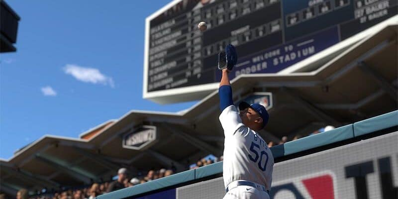 MLB The Show 21 - How to Change the Profile Icon