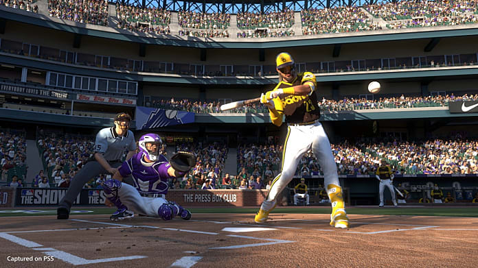 MLB The Show 21 – How to Check Swing