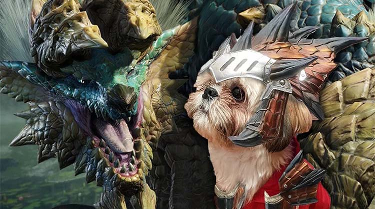 Monster Hunter Rise (MH Rise) – How to Get Anjanath Gem