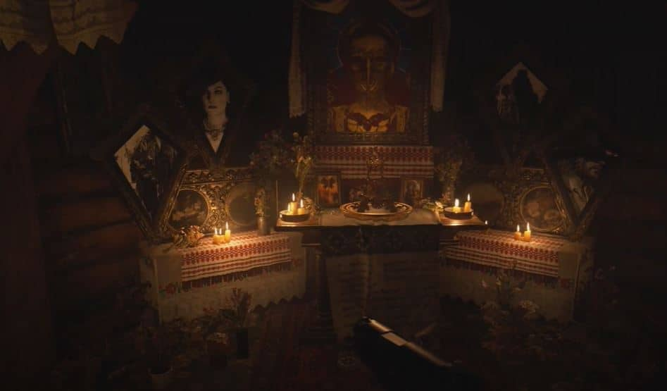 Resident Evil Village Demo Crystal Fragments Location and How to Use