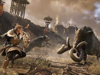Assassin's Creed Valhalla Wrath of the Druids - Where to Find Thorget's Drengr Location