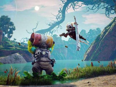 Biomutant – How to Upgrade Armor and Weapons