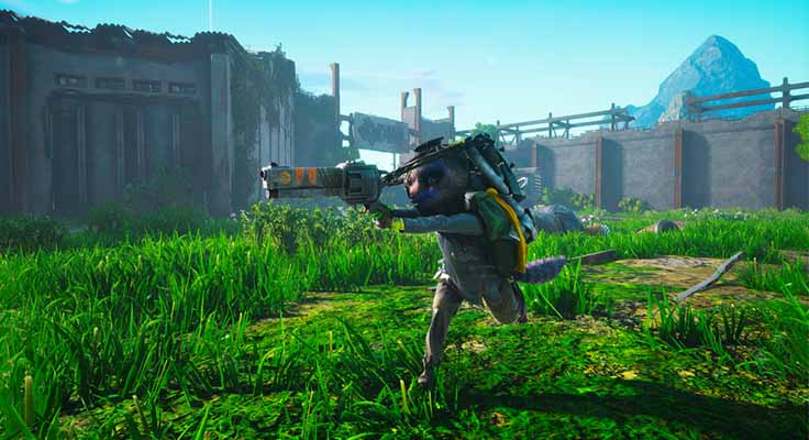 Biomutant Best Settings for PC – How to Boost FPS