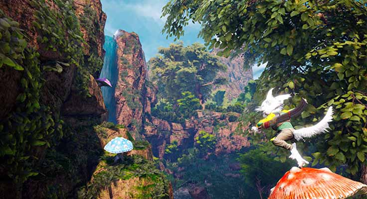 Biomutant – Can you Change Class after Starting Game