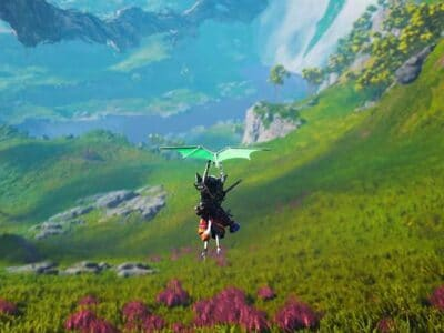 Biomutant - How to Fast Travel