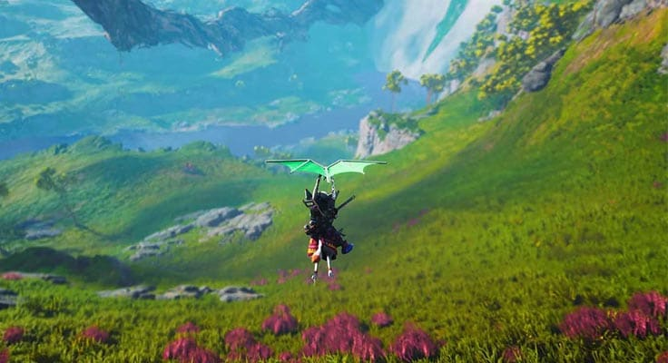 Biomutant – How to Fast Travel