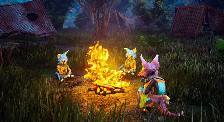 Biomutant – How to Upgrade Resistance