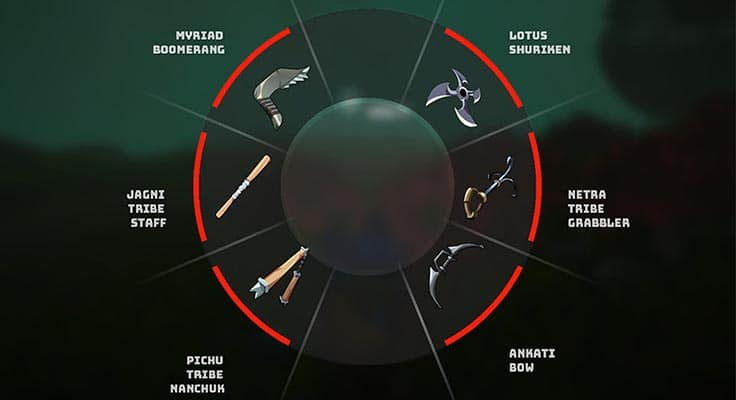 Biomutant Tribal Weapons Guide