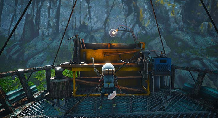 Biomutant – Where to Find Upgrade Bench Locations