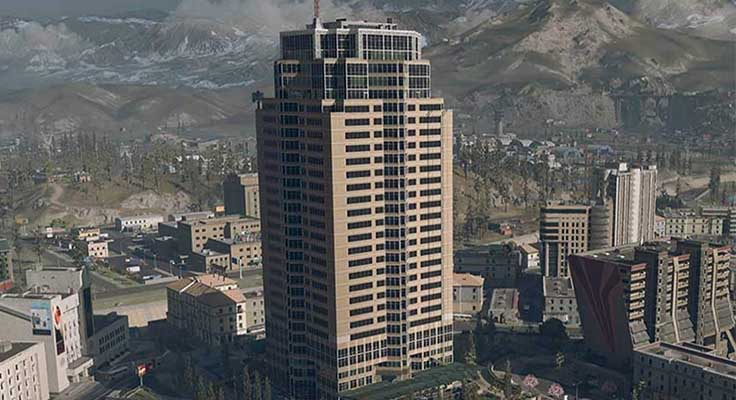 Call of Duty: Warzone – How to Get the Nakatomi Plaza Security Blueprint