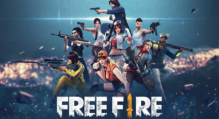 Free Fire - How to Get Free Gun Skins