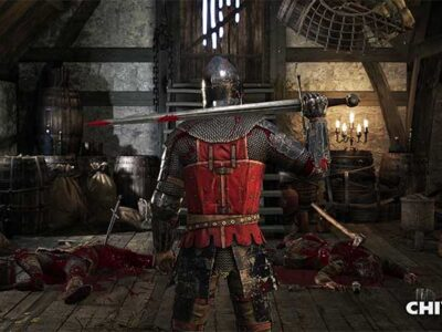 How to Restock Bandages in Chivalry 2