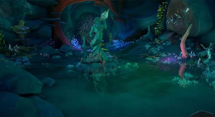 How to Solve Sea of Thieves Sunken Pearl Statue Puzzle
