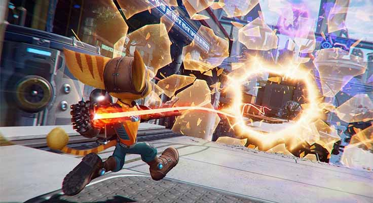 Ratchet & Clank: Rift Apart – How to Find All Three Corson V Gold Bolts
