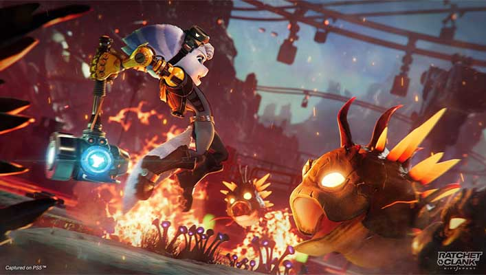 Ratchet and Clank Rift Apart – Who is Gary's Father