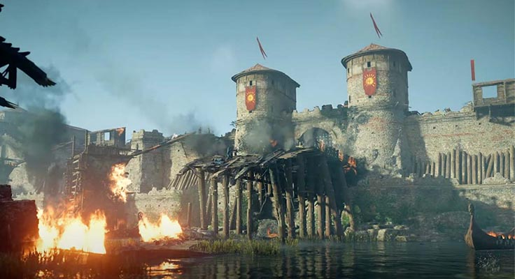 Assassin's Creed Valhalla The Siege Of Paris Coming August 13
