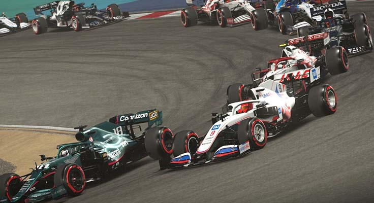 F1 2021 - How to Race without Anti-Lock Brakes (ABS)