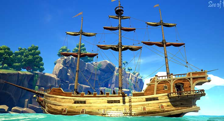 Fix Sea of Thieves Plunder Pass Rewards Not Appearing