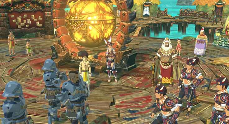 Monster Hunter Stories 2 – How to Get Flame Sac