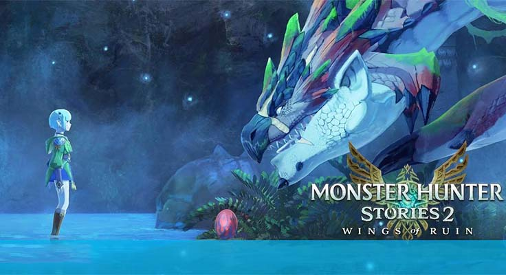 Monster Hunter Stories 2 - How to Use Anjanath Glitch