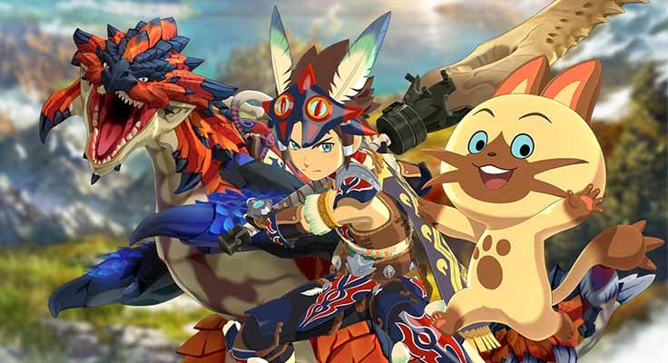 Monster Hunter Stories 2 - How to Use Field Guides
