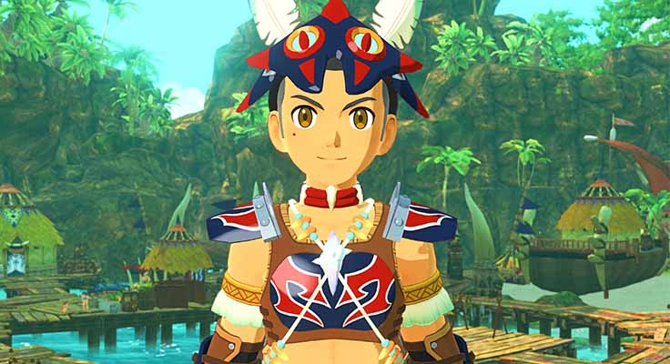 Monster Hunter Stories 2 Wings of Ruin - How to Get Bitterbug