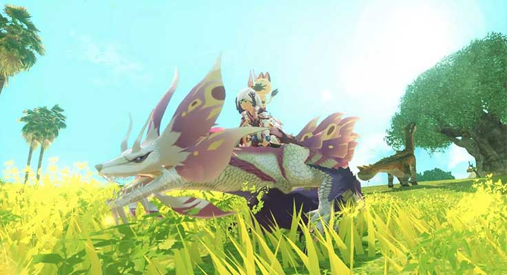 Monster Hunter Stories 2 Wings of Ruin - How to Get S Rank