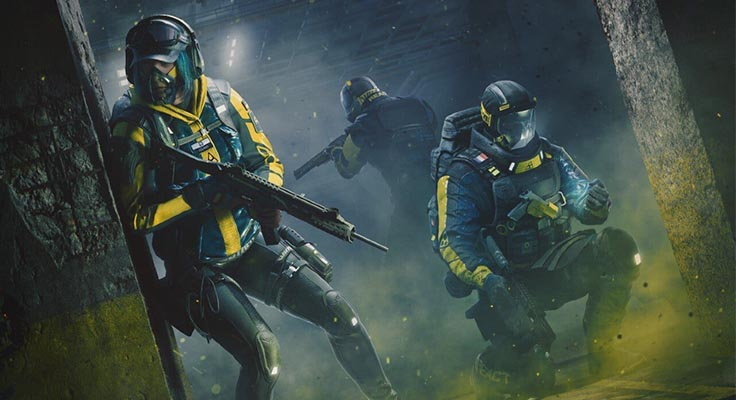 Rainbow Six Extraction Delayed to January 2022