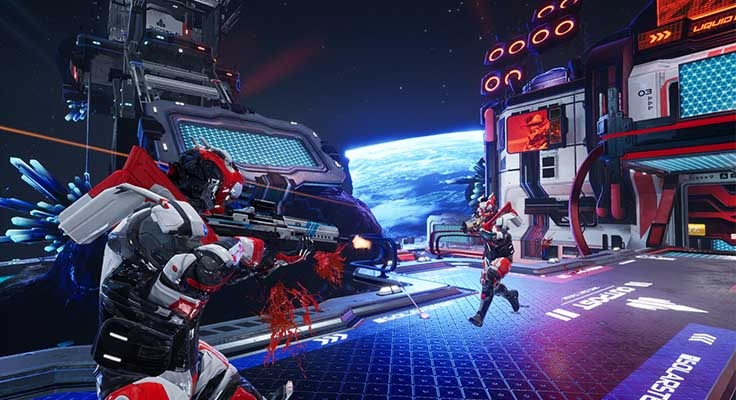 Splitgate Servers are Down Today and Tomm