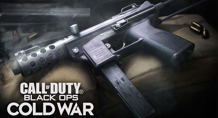 Black Ops Cold War TEC-9 Blatantly Overpowered Requires Nerf