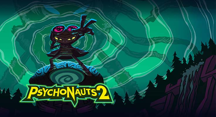How to switch psychic abilities in Psychonauts 2