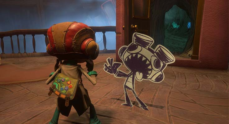 How to use the Otto-Matic in Psychonauts 2