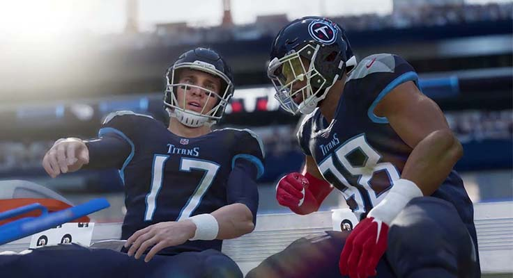 Madden NFL 22 - How to Spin