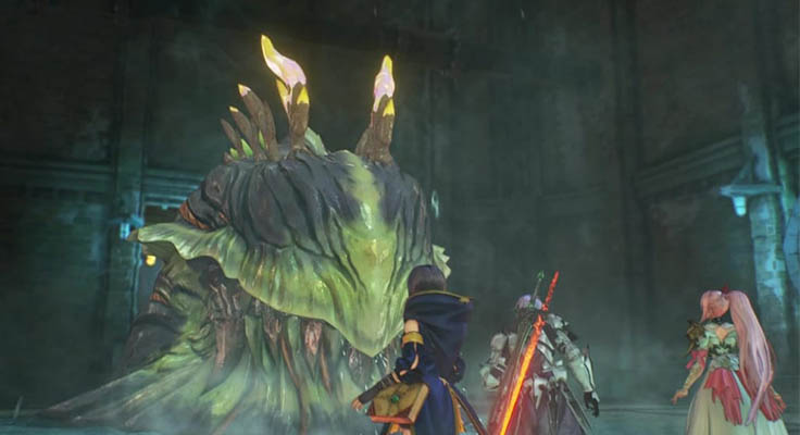 How to Defeat Ooze Hive Boss in Tales of Arise