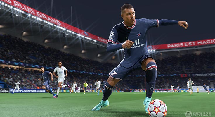 How to do a Fake Shot in FIFA 22
