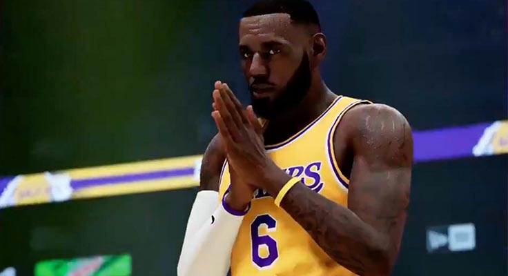 NBA 2K22 Server Status - Are the Servers Down How to Check