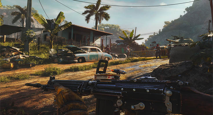 How to Clear and Capture Checkpoints in Far Cry 6