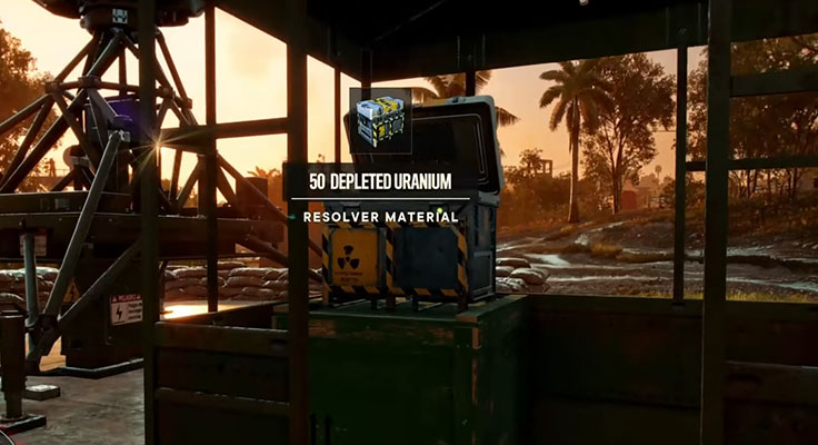 Where to Find Depleted Uranium Locations in Far Cry 6